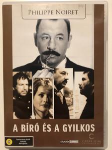 Le juge et l'assassin DVD 1976 A bíró és a gyilkos / Directed by Bertrand Tavernier / Starring: Philippe Noiret, Michel Galabru (5999554700724)