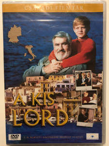Il Piccolo Lord DVD 1994 A kis lord (The Little Lord) / Directed by Gianfranco Albano / Starring: Mario Adorf, Antonella Ponziani, Marianne Sagebrecht (5999885039043)