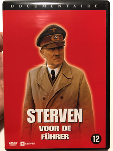 Sterven voor de Führer DVD Die for the Führer / Dutch Two-part documentary about Hitler's relationship with women (5410504600128)