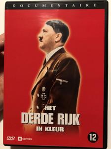 Het Derde Rijk in kleur DVD 2002 The Third Reich in Color / Dutch WW2 historical documentary (5410504600029)