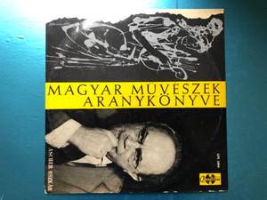 Magyar Művészek Aranykönyve - Ascher Oszkár / Qualiton LP / LPX 1256