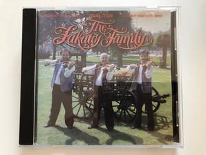 The Lakatos Family / Qualiton Audio CD 1989 Stereo / HCD 10223