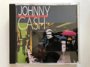 Johnny Cash – The Mystery Of Life / Mercury Audio CD 1991 / 848 051-2