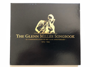 The Glenn Miller Songbook - In Commemoration Of His 100th Aniversary 1904-1944 / Music Brokers Audio CD 2005 / MBB 6016