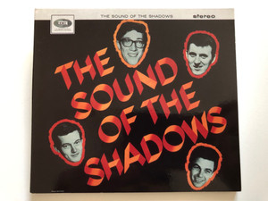 The Sound Of The Shadows / EMI Audio CD 1997 Stereo / 724385656620