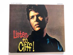 Listen To Cliff! / EMI Audio CD 1998 Stereo, Mono / 724349544123