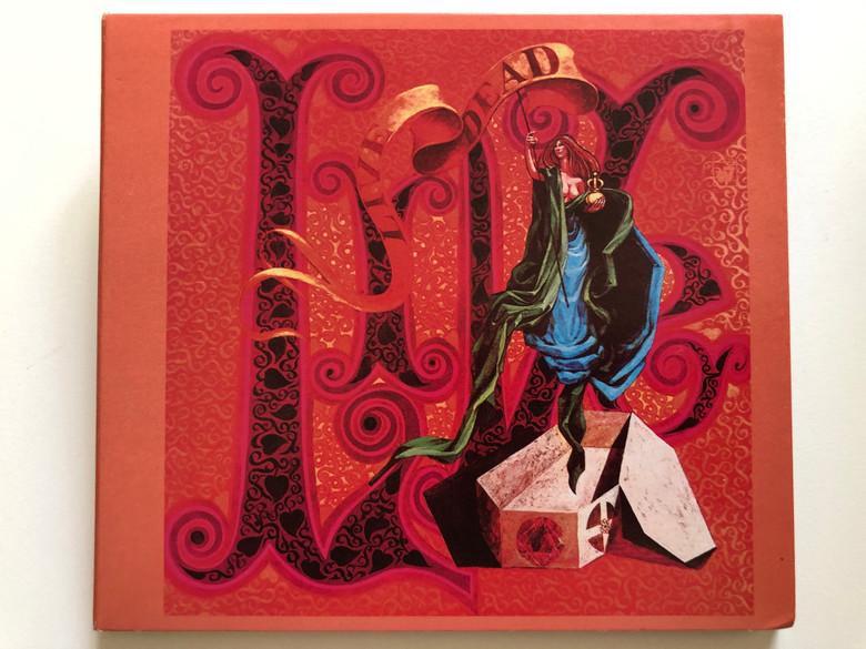 Grateful Dead – Live/Dead / Rhino Records Audio CD HDCD 2003 Stereo / 8122-74395-2