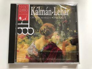 Kálmán, Lehár – Gräfin Mariza, Paganini / Orchestra, Choir and Soloists of the Vienna Volksoper, Cond.: Franz Bauer-Theussl / Point Classics Audio CD / 267138-2