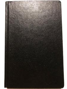 Die Heilige Schrift - Aus dem grundtext übersetzt / German language Holy Bible - Holy Scriptures / Verlag R. Brockhaus 2002 / Hardcover black / Leather imitation, Gilded edges (3417255341)