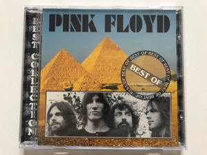 Pink Floyd – Best Of Pink Floyd / Archive Records Audio CD / ARCD 9712
