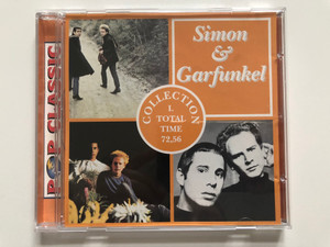 Simon & Garfunkel – Collection I / Total Time: 72,56 / Pop Classic / Euroton Audio CD / EUCD-0060