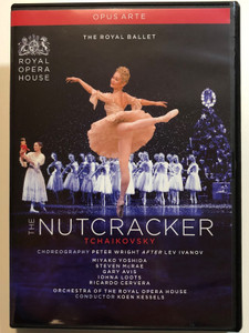 The Nutcracker DVD 2009 P. I. Tchaikovsky / Royal Opera House Ballet & Orchestra / Conducted by Koen Kessels / Directed by Ross MacGibbon / BBC - Opus Arte (809478010364)