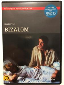 Bizalom DVD 1980 Confidence / Directed by Szabó István / Történelmi fordulópontok / Starring: Bánsági Ildikó, Andorai Péter, Balázsovits Lajos, Halász Judit (5999884681861)