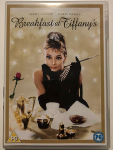 Breakfast at Tiffany's (1961) DVD / Directed by Blake Edwards / Starring: Audrey Hepburn, George Peppard (5014437159434)