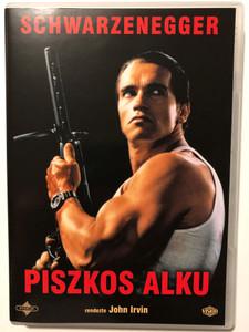 Raw Deal DVD 1986 Piszkos Alku / Directed by John Irvin / Starring: Arnold Schwarzenegger, Kathryn Harrold, Darren McGavin (5996255714128)