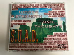 Hidden Strength - 2nd Thoughts - S.U.A.D. / ZYX Music Audio CD / ZYX 7887-8