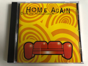 Home Again - Create Your Personal Comfort / Sonic Scenery Audio CD / SON 708003