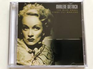 Marlene Dietrich - The Blue Angel Sings Lili Marlene / Weton-Wesgram Audio CD 2005 / LATA138