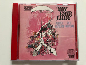 My Fair Lady - Audrey Hepburn, Rex Harrison / The Original Soundtrack Recording / CBS Audio CD Stereo / CDCBS 70000