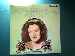 Kathleen Ferrier - Bach & Handel Arias / London Philharmonic Orchestra, Sir Adrian Boult / Ace Of Diamonds LP Stereo / SDD 286