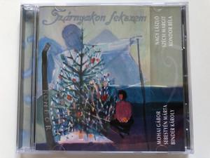 Szárnyakon Fekszem - Mohai Gábor, Sebestyén Márta, Binder Károly / Nagy László, Szécsi Margit, Kondor Béla / Gramy Records Audio CD 1999 / GR-019