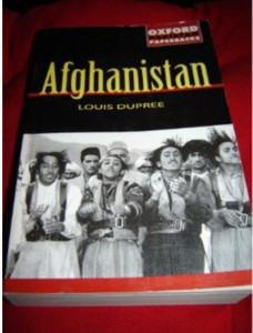 Louis Dupree: Afghanistan / 2010 16th edition [Paperback] by Louis Dupree