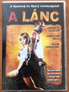 Black Snake Moan DVD 2006 A lánc / Directed by Craig Brewer / Starring: Samuel L. Jackson, Christina Ricci, Justin Timberlake, S. Epatha Merkerson (5996255725094)