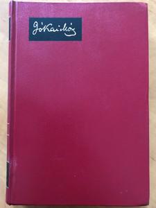 A Lőcsei Fehér Asszony by Jókai Mór / Szépirodalmi Könyvkiadó 1966 / Hardcover / Hungarian novel (LőcseiAsszony)