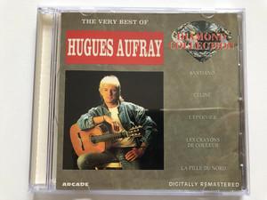 The Very Best Of Hugues Aufray / Santiano, Céline, L'Épervier, Les Crayons De Couleur, La Fille Du Nord / Diamond Collection / Arcade Audio CD 1993 / 99 021 57