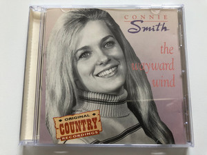 Connie Smith – The Wayward Wind / Original Country Recordings / Point Productions Audio CD 1992 / 2620972