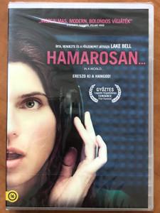 In a World... DVD 2013 Hamarosan / Directed by Lake Bell / Starring: Lake Bell, Demetri Martin, Fred Melamed, Rob Corddry, Michaela Watkins (5996255738803)