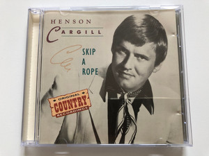 Henson Cargill – Skip A Rope / Original Country Recordings / Point Productions Audio CD 1992 / 2620762