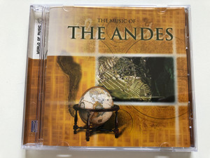 The Music Of Andes / World Of Music / Hallmark Music & Entertainment Audio CD 2003 / 704422