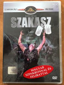 Platoon DVD 1986 Szakasz / Directed by Oliver Stone / Starring: Tom Berenger, Willem Dafoe, Charlie Sheen (5996255717266)