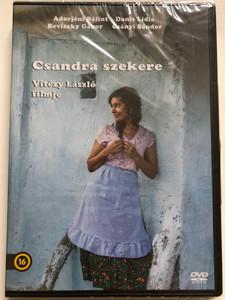 Csandra szekere DVD 2016 / Directed by Vitézy László / Starring: Adorjáni Bálint, Danis Lídia, Reviczky Gábor, Csányi Sándor (5999860186595)