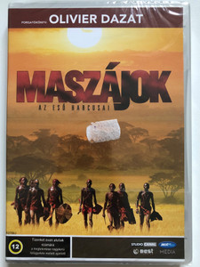 Massai - Les guerrier de la pluie DVD 2004 Masszájok - az eső harcosai / Directed by Pascal Plisson / Starring:   Ngotiek Ole Mako, Paul Nteri Ole Sekenan, Parkasio Ole Muntet