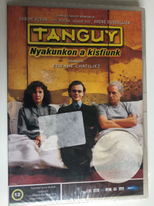Tanguy DVD 2001 Nyakunkon a kisfiunk / Directed by Étienne Chatiliez / Starring: Sabine Azéma, André Dussollier, Éric Berger / French black comedy (5998133144034)