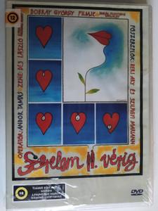 Szerelem második vérig DVD 1987 Love Till Second Blood / Directed by Dobray György / Starring: Berencsi Attila, Szilágyi Mariann, Epres Attila, Ujlaki Dénes, Jászai Joli (5996357341086)