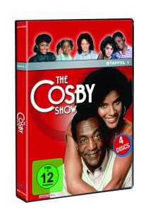 The Cosby Show - Season 1 DVD German Edition / Created by William H. Cosby Jr., Ed. Weinberger, Michael J. Leeson / 24 Episodes / Starring: Bill Cosby, Phylicia Rashad, Sabrina Le Beauf, Geoffrey Owens, Lisa Bonet (886975313297)