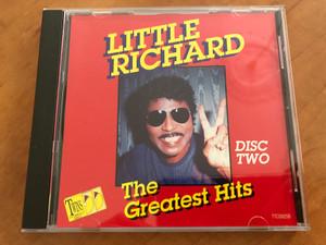 Little Richard – The Greatest Hits - Dics Two / Tring International PLC Audio CD / TTCD025B