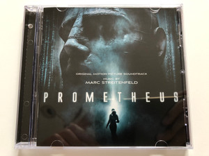 Prometheus (Original Motion Picture Soundtrack) - Music By Marc Streitenfeld / Fox Music Audio CD 2012 / 88691978342