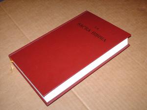 La Sacra Bibbia: Ossia l'Antico e il Nuovo Testamento (Italian Edition)
