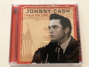 Johnny Cash – I Walk The Line / Hallmark Music & Entertainment Audio CD 2005 / 700532