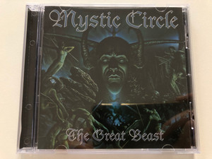Mystic Circle – The Great Beast / Massacre Records Audio CD 2001 / MAS CD0257