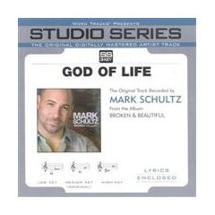 God of Life [Accompanyment CD] [Audio CD] Mark Schultz