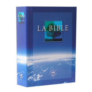 Small French Paperback Protestant Bible / La Bible - Ancient Testament / et N...