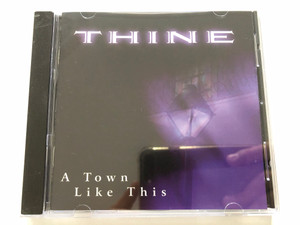Thine – A Town Like This / Peaceville Audio CD 1998 / CDVILE 72