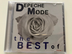 Depeche Mode – The Best Of (Volume 1) / Mute Audio CD 2006 / cdmutel15