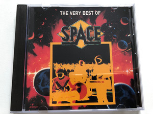 The Very Best Of Space / Tring International PLC Audio CD / JHD122