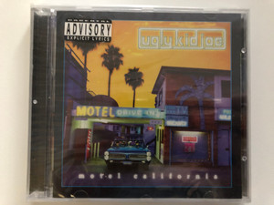 Ugly Kid Joe – Motel California / Raw Power Audio CD 1996 / RAW CD 113